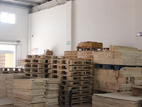 木制品车间